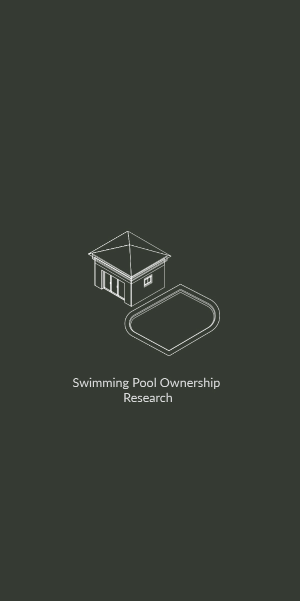 Swimming Pool Ownership Research