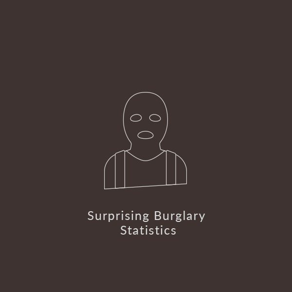 Surprising Burglary Statistics
